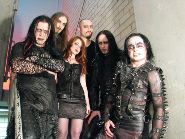Cradle of filth nymphetamine sex version - 5 7