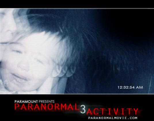 Film Review Paranormal Activity 3 2011 Absurd History