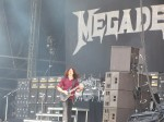 chris broderick from megadeth live on jim marshall stage download festival 2012