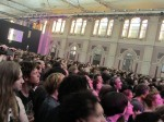 crowd during melvins live at i'll be your mirror 2012 london