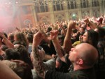 crowd during slayer live at i'll be your mirror 2012 london