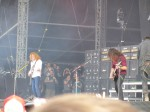 dave mustaine chris broderick from megadeth live at download festival 2012-01