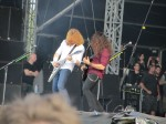 dave mustaine chris broderick from megadeth live at download festival 2012-02