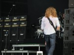 dave mustaine megadeth live at download festival 2012-05