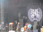 rival sons live on zippo encore stage at download festival 2012 - 02