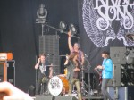 rival sons live on zippo encore stage at download festival 2012 - 05