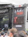 rival sons live on zippo encore stage at download festival 2012 - 08