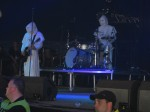the nameless ghouls from ghost live at download festival 2012 - 01