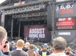 august burns red live at download festival 2012 - 01