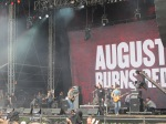august burns red live at download festival 2012 - 02