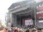 august burns red live at download festival 2012 - 06
