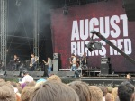 august burns red live at download festival 2012 - 13