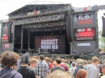 august burns red live at download festival 2012