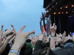 crowd during black sabbath's performance on jim marshall stage at download festival 2012 - 04
