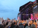 crowd during black sabbath's performance on jim marshall stage at download festival 2012 - 05