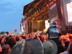 crowd during black sabbath's performance on jim marshall stage at download festival 2012 - 06