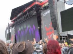 crowd during black sabbath's performance on jim marshall stage at download festival 2012