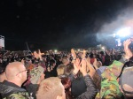 crowd during metallica's performance on jim marshall stage at download festival 2012 - 03