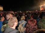 crowd during metallica's performance on jim marshall stage at download festival 2012 - 04