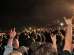crowd during metallica's performance on jim marshall stage at download festival 2012 - 06