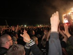 crowd during metallica's performance on jim marshall stage at download festival 2012 - 07