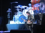 tommy clufetos and tony iommi black sabbath live on jim marshall stage at download festival 2012 - 01