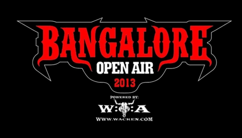 bangalore open air 2013 logo