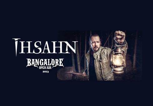 ihsahn live at bangalore open air 2013