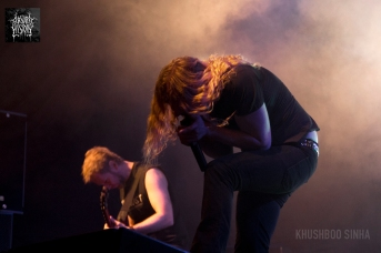 dark tranquillity live bangalore open air 2013 absurd history 01
