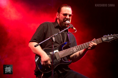 ihsahn live at bangalore open air 2013 absurd history 03
