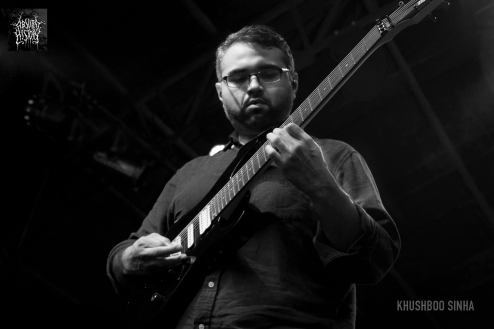 javier reyes animals as leaders bangalore open air 2013 absurd history 02