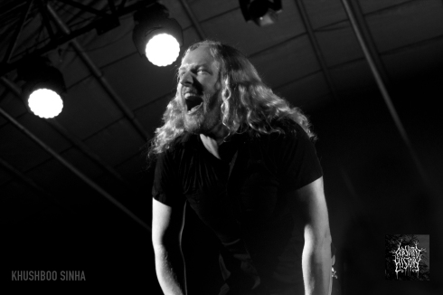 mikael stanne dark tranquillity live bangalore open air 2013 absurd history 01