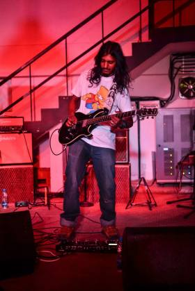 shrikant sreenivasan  guitars coshish