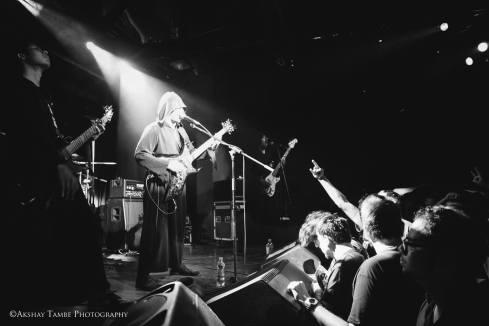 solar deity band live